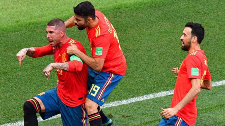 """El """"premio consuelo"""" que se llevó España del Mundial"""