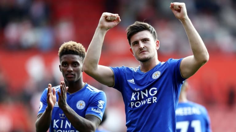 Harry Maguire Reveals Respect Over No Sale Decision From Leicester Amid Man Utd Interest