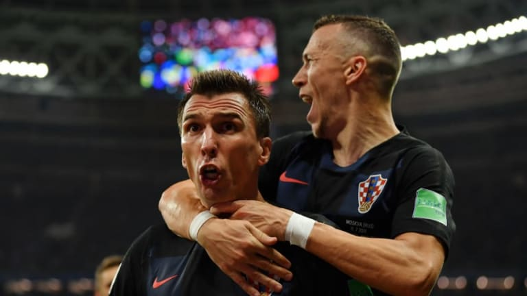 'Super Mario': Twitter Reacts as the Three Lions Are Sent Home By Mario Mandzukic