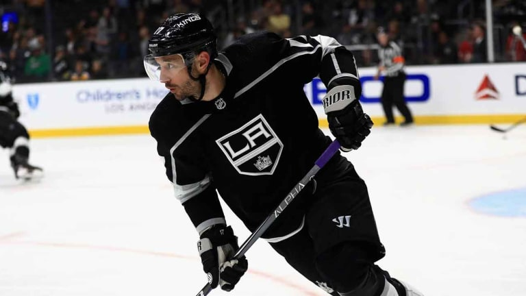Kings Hope to Get Over First-Round Playoff Hump With Ilya Kovalchuk