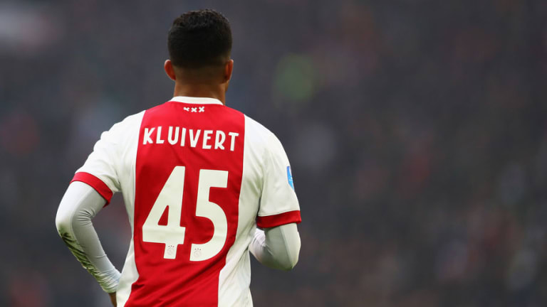 Patrick Kluivert Hopes Son Justin Joins Barcelona in the Future