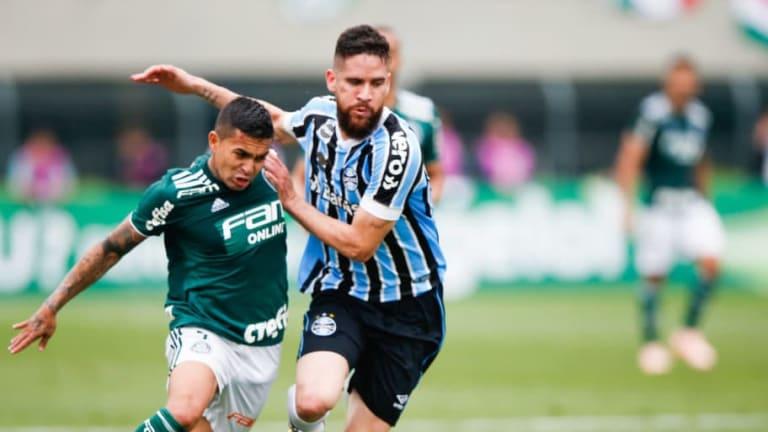 """El ex Boca que aseguró que """"la final tendrían que haberla jugado Gremio y Palmeiras"""""""