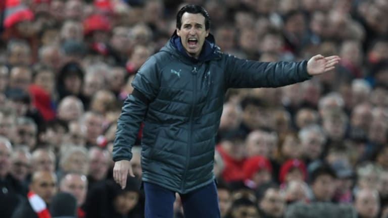 Unai Emery Admits Arsenal Have 'a Lot of Work to Do' Following Their 5-1 Defeat to Liverpool