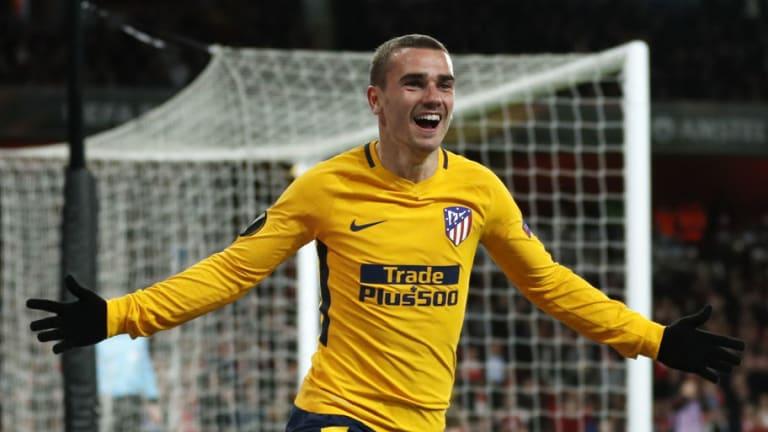 El 1x1 del increíble empate del Atlético frente al Arsenal