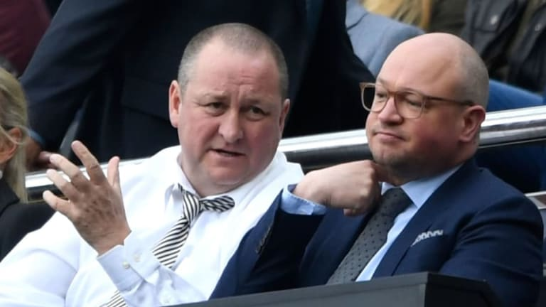 Newcastle United Owner Mike Ashley Looks to Resolve Managerial Situation as Soon as Possible