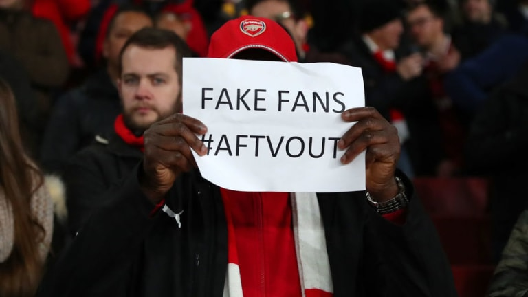 Arsenal Fan TV & Biting on Tweets: The Effect of Social Media on British Football Fan Culture