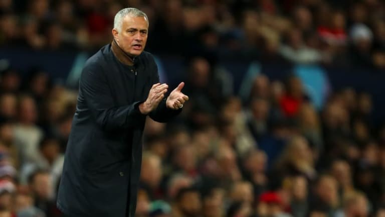 Jose Mourinho 'Happy' as Manchester United's Narrow Win Secures Champions League Knockout Football
