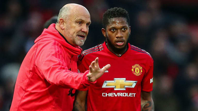 Impressive Boxing Day Stats Offer Hope That Fred Can Earn a Long-Term Place at Man Utd