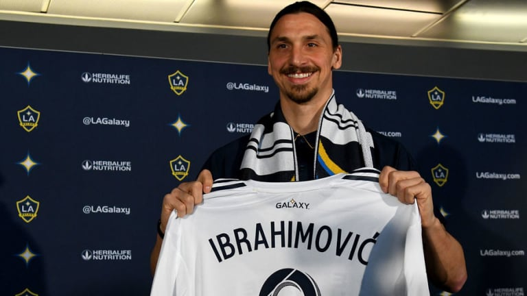Zlatan Ibrahimovic Reveals He Almost Rejected Man Utd to Join LA Galaxy 2 Years Ago