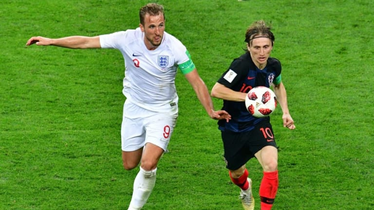 Luka Modric Declares Harry Kane Is 'One of The Best in The World' Ahead of Nations League Clash
