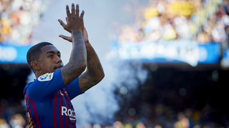 Barcelona Outcast Malcom Reportedly Asks for January Move Amid Inter, Spurs & Arsenal Interest