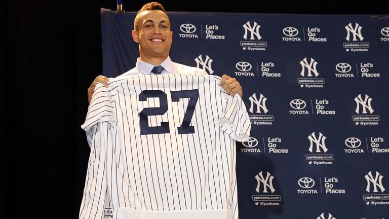 Giancarlo Stanton: Jose Fernandez Predicted I'd Win 2017 MVP, Join Yankees