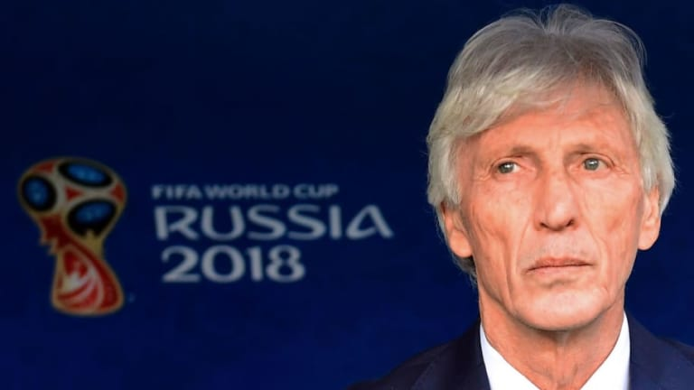 Colombia Boss José Pékerman Lauds Side For Handling Pressure After Victory Clinches Last 16 Spot