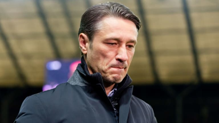 Niko Kovac Admits Bayern Munich Were 'Punished' By Clinical Hertha Berlin in First Loss This Season