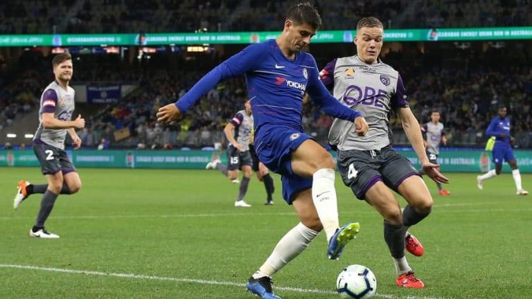 Chelsea Demand £62m as AC Milan Begin Negotiations Over Alvaro Morata Signature
