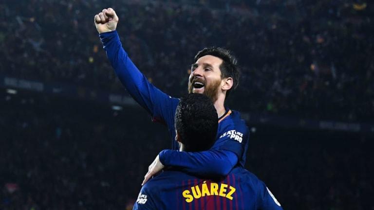 Los números del Barça sin Messi de titular esta temporada