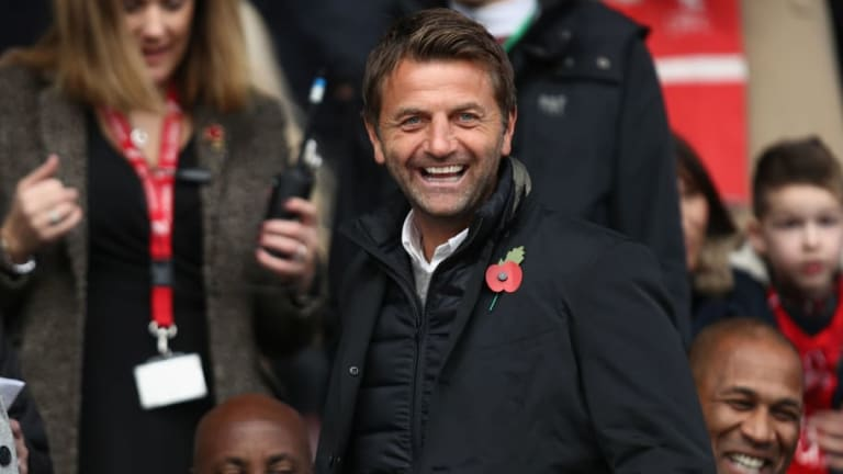 Tim Sherwood Amps Up Rivalry Ahead of North London Derby With Controversial Combined XI