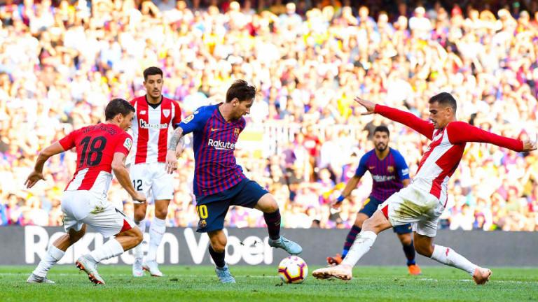 Lo bueno, lo malo y lo feo del empate del FC Barcelona contra el Athletic (1-1)