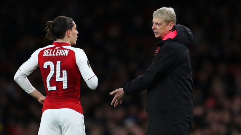 VIDEO: Hector Bellerin Reveals Which Arsenal Shirt Number He Wants Next Season