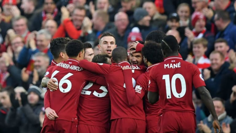 Liverpool 4-0 Newcastle: Report, Ratings & Reaction as Reds Comfortably Extend Unbeaten Run