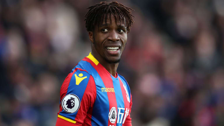 Former Crystal Palace Striker Ian Wright Insists Selhurst Park Is the Right Place for Wilfried Zaha