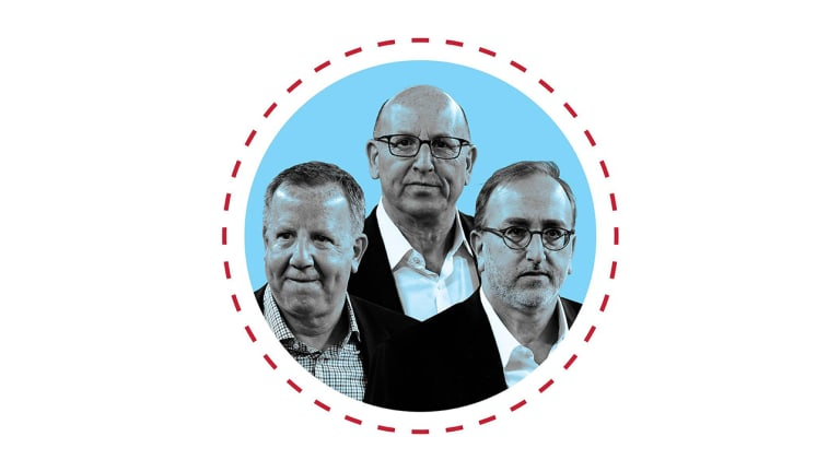 Bryan Glazer, Edward Glazer, Joel Glazer, Tampa Bay Buccaneers