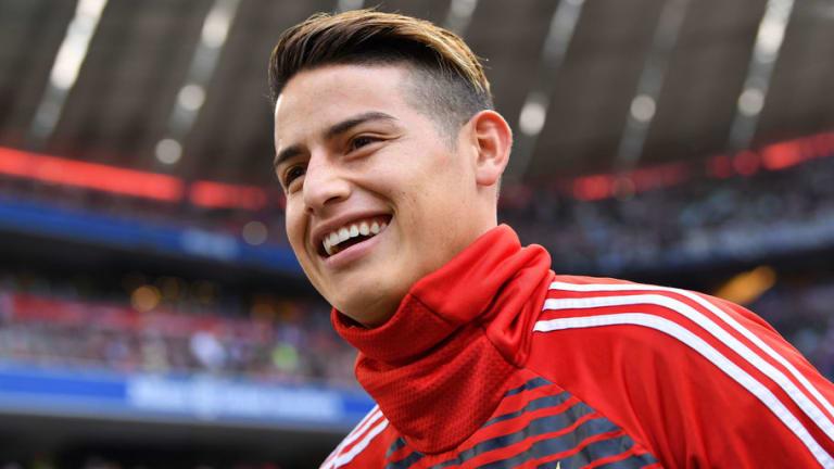 MERCADO | La curiosa respuesta de James al ser preguntado por su vuelta al Real Madrid