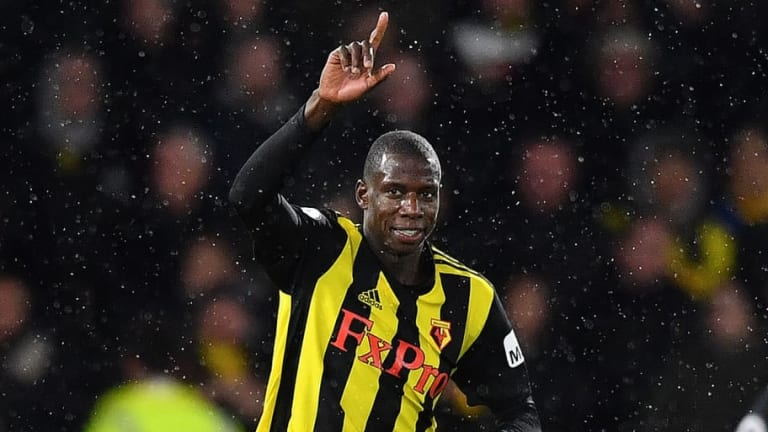 PSG Agree Personal Terms With Abdoulaye Doucoure But Transfer Fee Yet to be Settled for Watford Ace