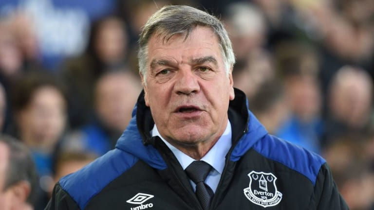 Sam Allardyce Facing Uncertain Everton Future As Blues Fail to Publicly Back Manager