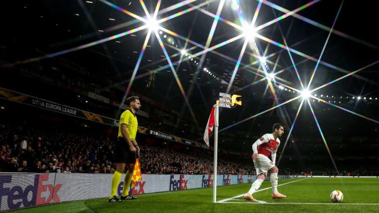 UEFA Insist Arsenal Europa League Match Will Go Ahead Despite President Imposing Martial Law