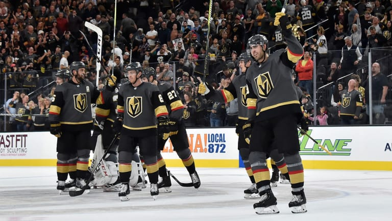 NHL Partners With MGM to Share Data for Sports Betting