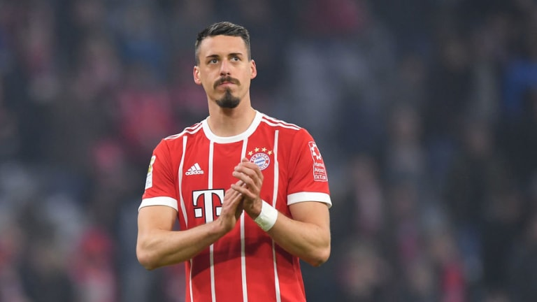 Bayern's Sandro Wagner Suffers Ankle Injury in Training After Clash With Teammate Mats Hummels