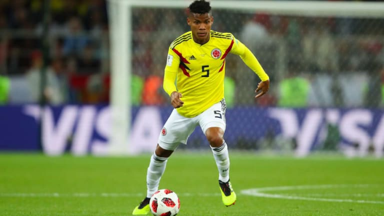 Report Claims Spurs Have Nearly Wrapped Up €16m Deal for Colombia Star