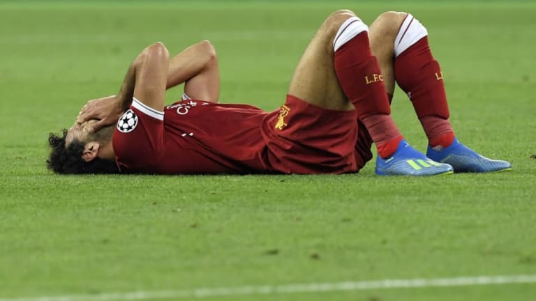 Mohamed Salah Provides Fresh Injury Update Following Champions League Final Withdrawal