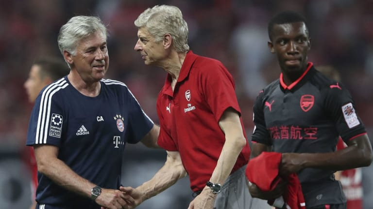 Carlo Ancelotti Eyes Return to Premier League Management With Arsenal Amid Wenger Rumours