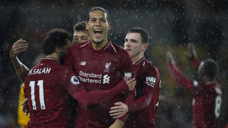Pundit Claims Liverpool Defender Virgil Van Dijk Owes Much of His Exemplary Form to One Teammate