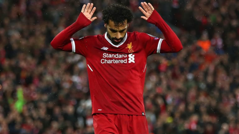 Robin van Persie Left Lost for Words After Mohamed Salah's Showing Against Roma