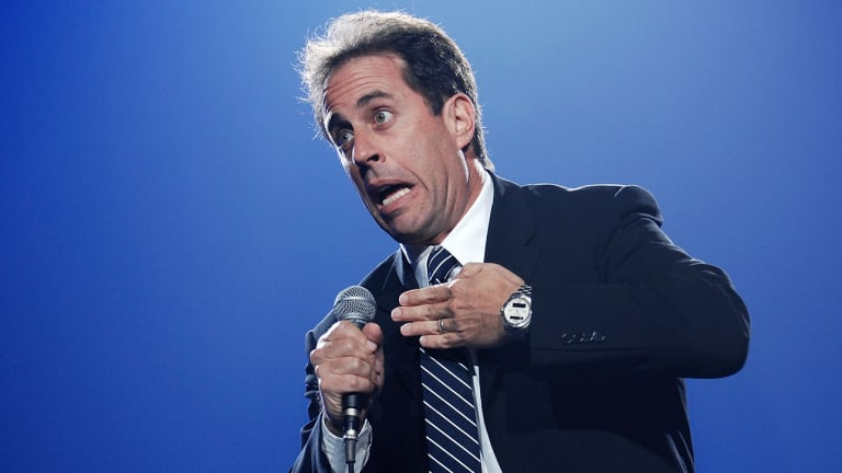 Traina Thoughts: Fan Hilariously Snubs Jerry Seinfeld For Matthew Broderick