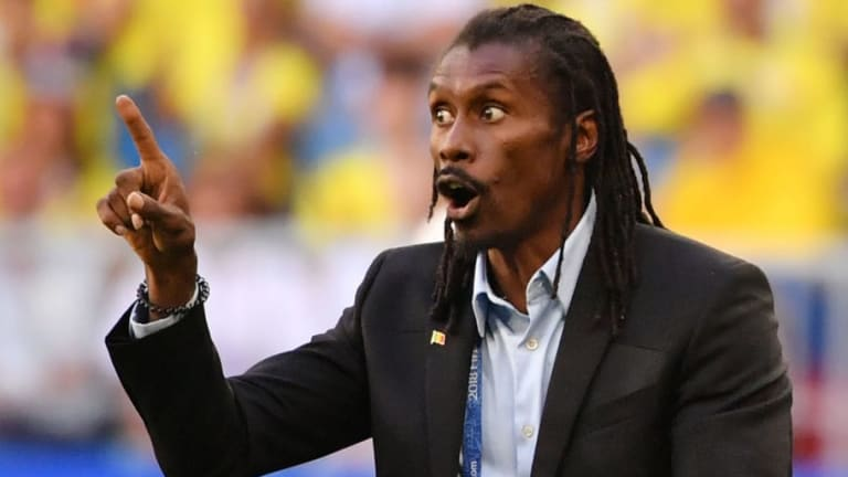 Senegal Boss Aliou Cissé Defends 'Committed' Team After Side Exit World Cup Due to Fair Play Record