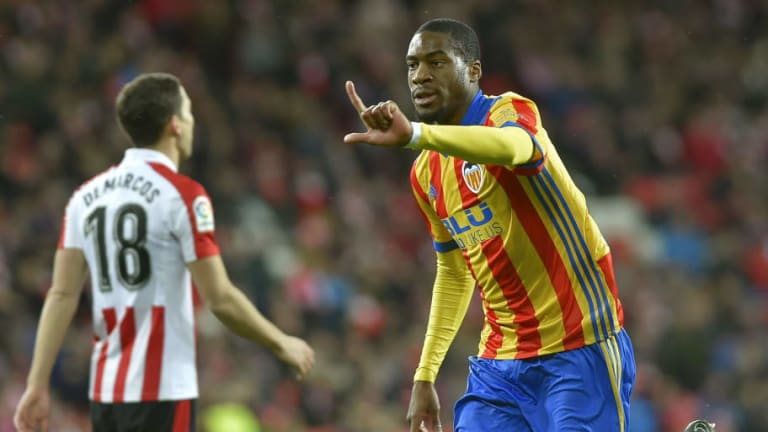 Valencia Issue Hands Off Warning to Premier League Clubs Interested in Geoffrey Kondogbia
