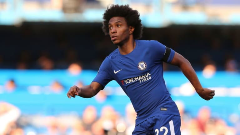 Man Utd Set to Test Chelsea's Resolve for Willian Amid Rumours of Rejected Barcelona Approach