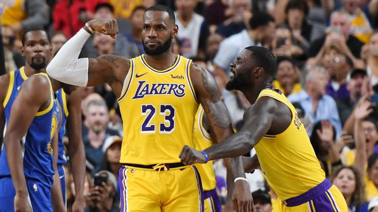 Los Angeles Lakers and LeBron James Season Odds/Props Roundup