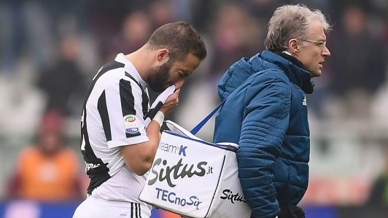 Juventus Facing Injury Crisis Ahead of Crucial Champions League Second Leg Against Spurs