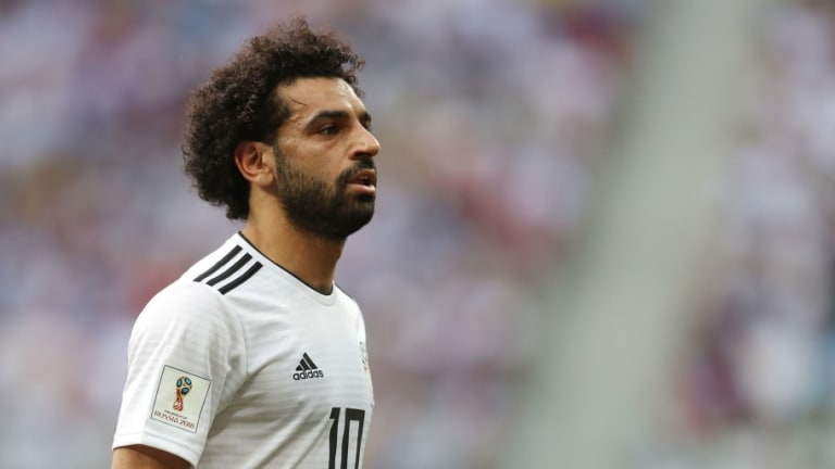 Mohamed Salah Gives Honest Opinion of Egypt Teammates After WC Defeat to Saudi Arabia