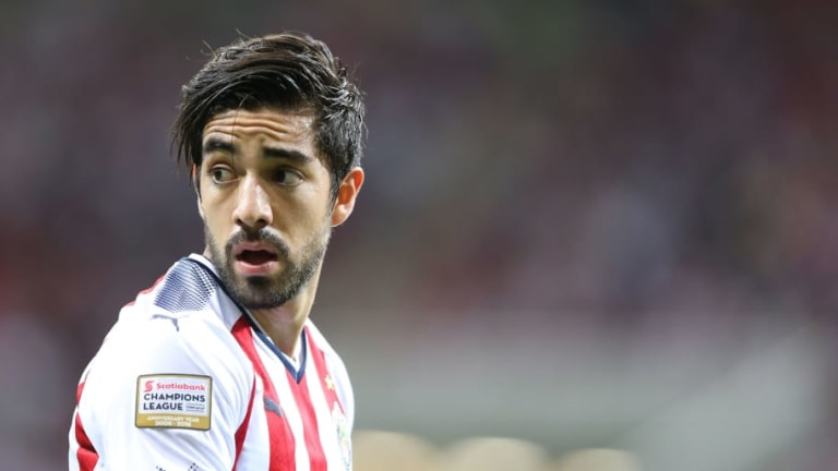 ROMPE EL SILENCIO | Rodolfo Pizarro habló sobre su salida de Chivas