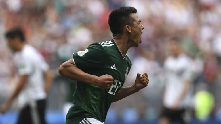 INESPERADO   El exótico club que buscaría fichar a Hirving Lozano tras el Mundial