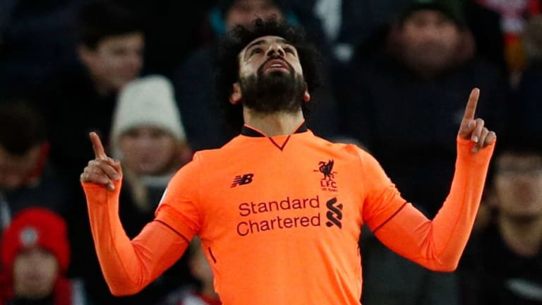 Thierry Henry Reveals Why He Wants Liverpool's Mohamed Salah to Win Golden Boot This Season