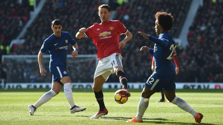 Manchester United Midfielder Nemanja Matic Reveals Extra Motivation for Chelsea Victory