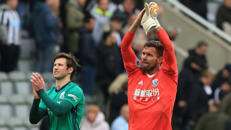 West Brom Reportedly Furious Following Watford's Measly £1m Bid for Ben Foster