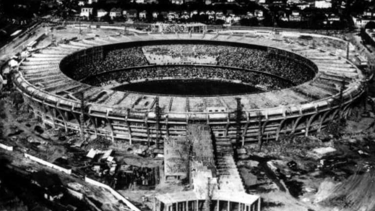 World Cup Countdown: 17 Weeks to Go - 1950 Year in Review